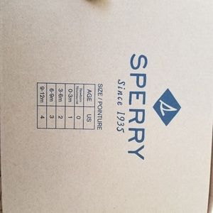 Sperry Shoes - 🆕️ Infant/Toddler Sperry shoes